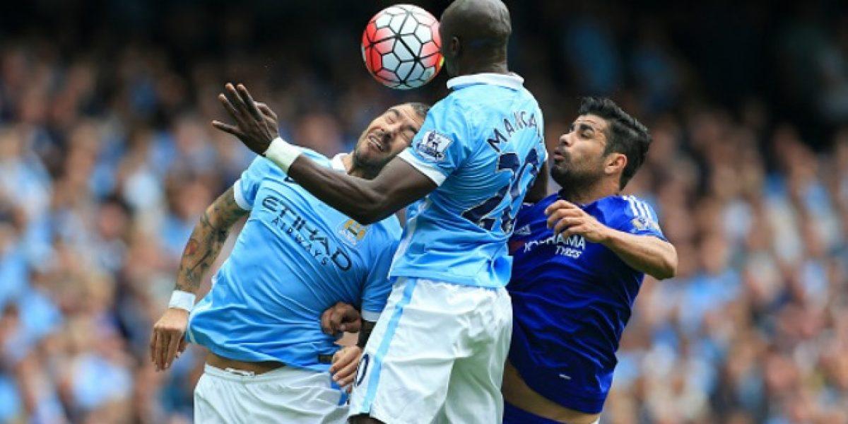 Chelsea goleó por 5-1 al Manchester City por los octavos de FA Cup
