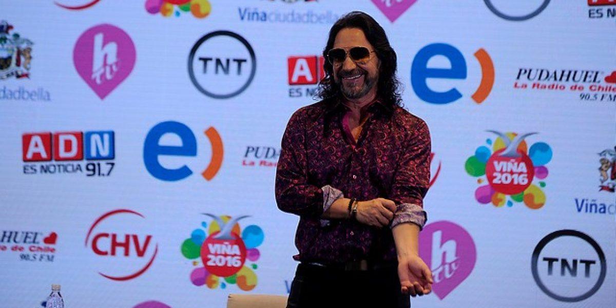 Marco Antonio Solís en Viña: