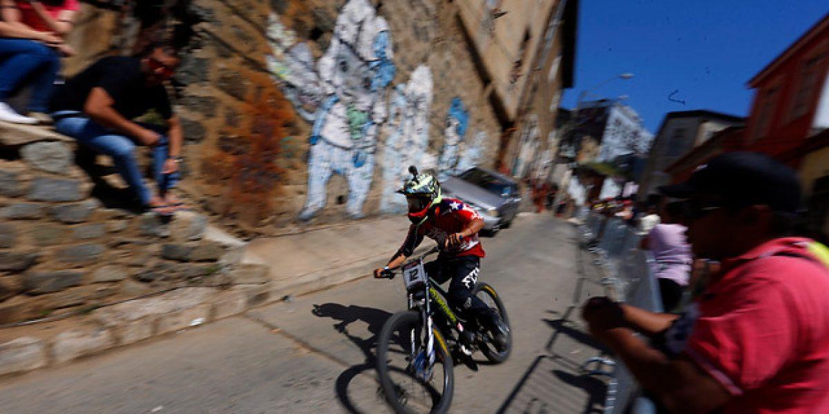 Los riders volvieron a tomarse los cerros de Valparaíso