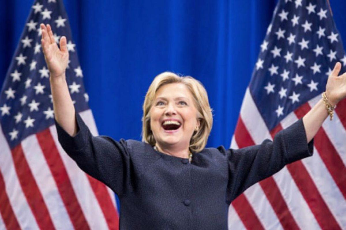 Hilary Clinton ganó elección primaria demócrata de Nevada. Foto:Getty Images. Imagen Por:
