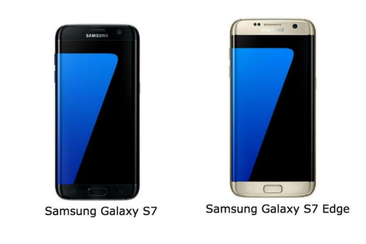 Los nuevos Samsung Galaxy S7 y Samsung Galaxy S7 Edge. Foto:Samsung. Imagen Por: