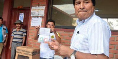 Destacan proceso boliviano para conocer si Evo Morales podrá ser reelecto