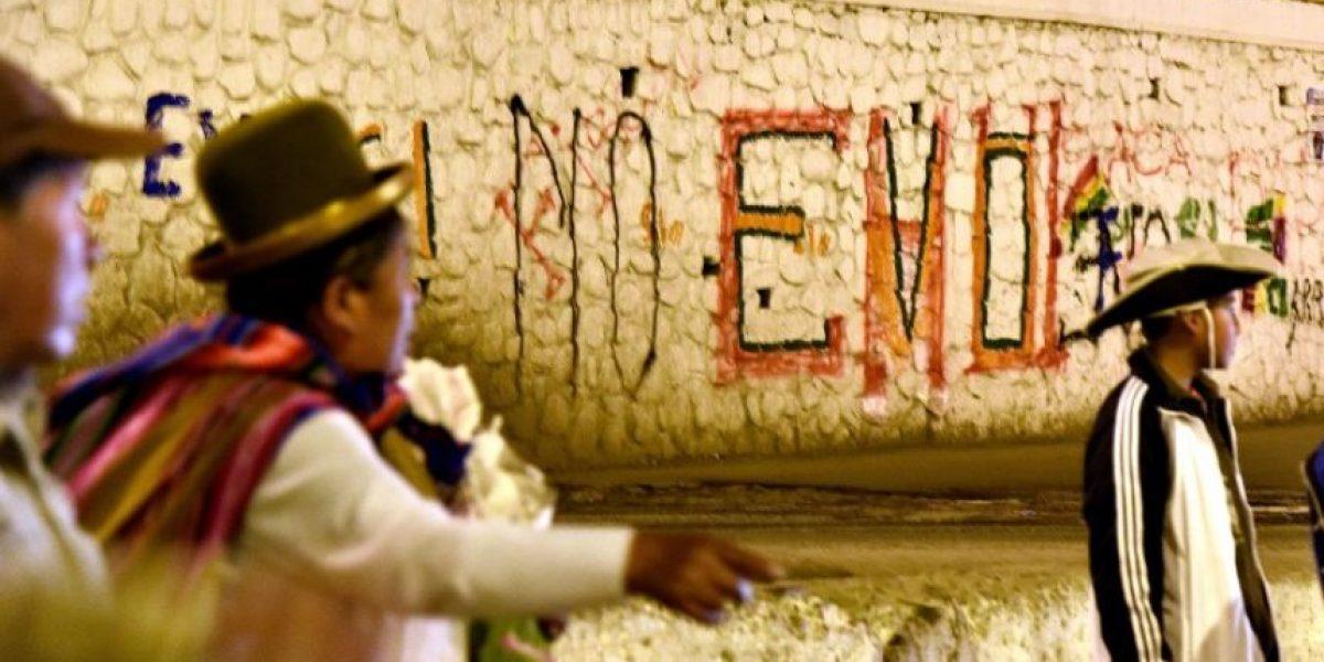 Evo Morales confía en el voto de indígenas y pobres para ganar el referendo