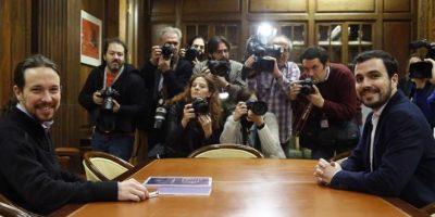 Fuerzas de izquierda se reúnen hoy para intentar gobernar en España
