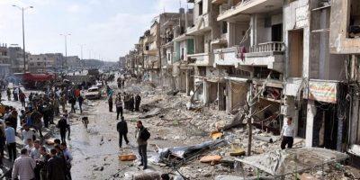 EEUU y Rusia acuerdan un alto el fuego en Siria a partir del 27 de febrero