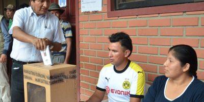 Referendo boliviano: el