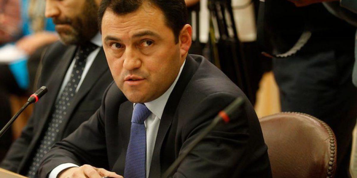 Cristián Riquelme oficializó su renuncia y se despidió con férrea defensa a su gestión
