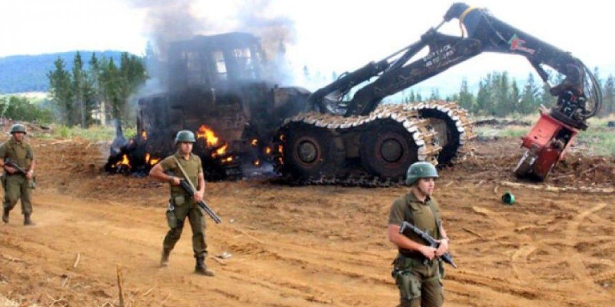Gobierno condena ataque en Alto Biobío y evalúa posible querella