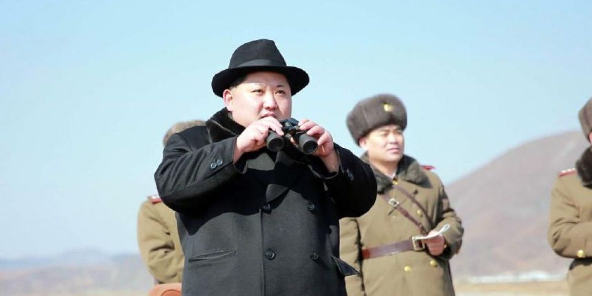 Corea del Norte ofreció negociar un tratado de paz afirma EEUU