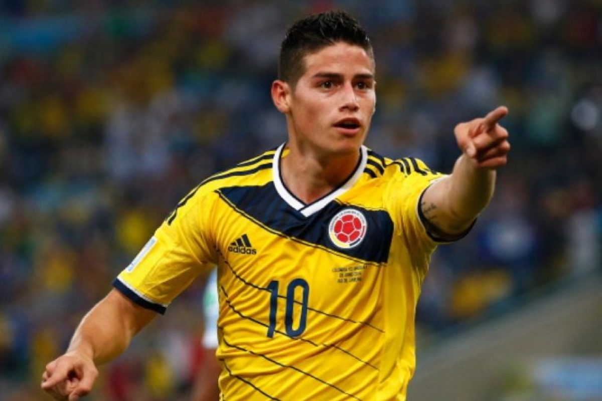 Colombia. Foto:Getty Images. Imagen Por: