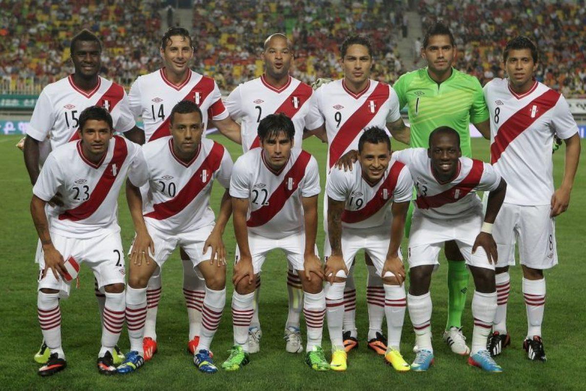 Perú. Foto:Getty Images. Imagen Por: