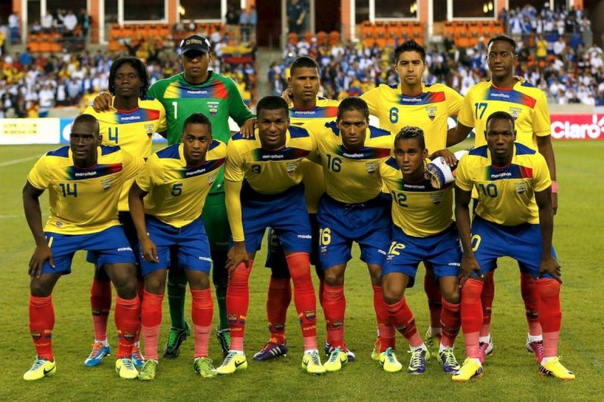 Ecuador. Foto:Getty Images. Imagen Por: