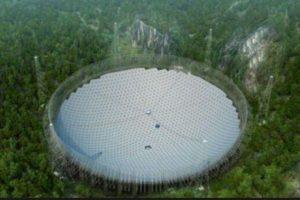 2. China también buscará vida extraterrestre con nuevo proyecto Foto:Twitter @_FaisalArief. Imagen Por: