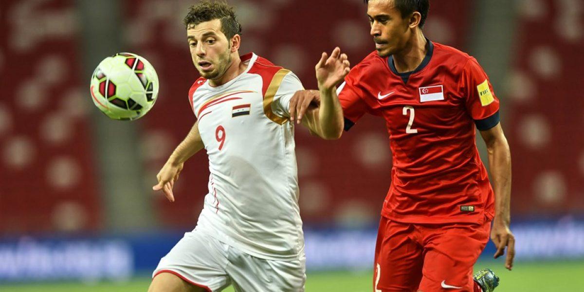 Video: El fútbol en Siria busca curar heridas con la clasificación al Mundial
