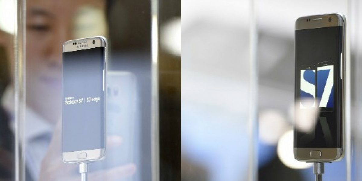 Así es la versión 7 y resistente al agua del smartphone de Samsung