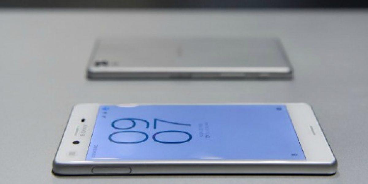Sony presenta nuevos smartphones y apuesta por
