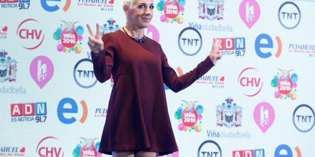 Ana Torroja alista su show en el Festival: