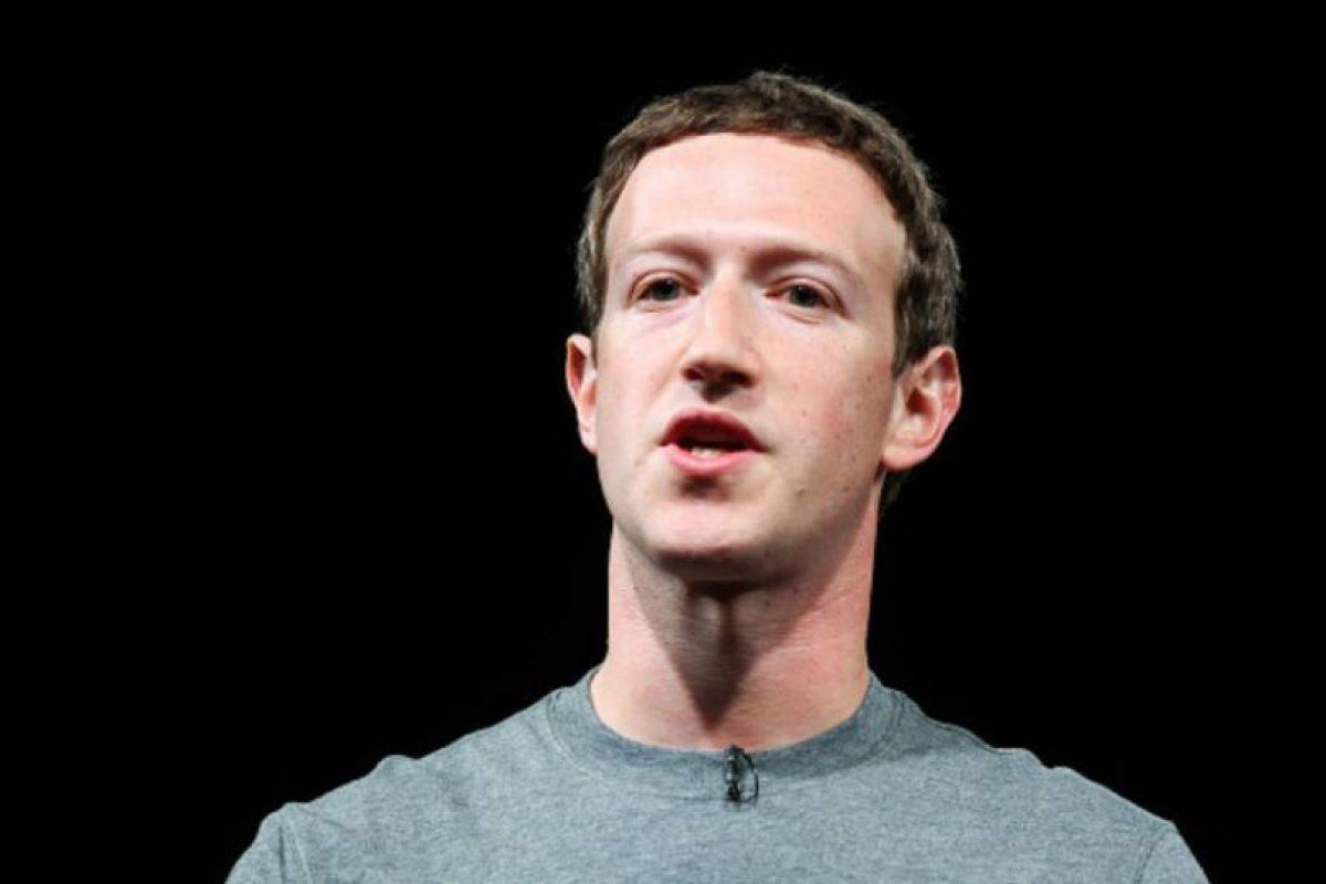 Mark Zuckerberg ha cambiado a lo largo de los años. Foto:Getty Images. Imagen Por: