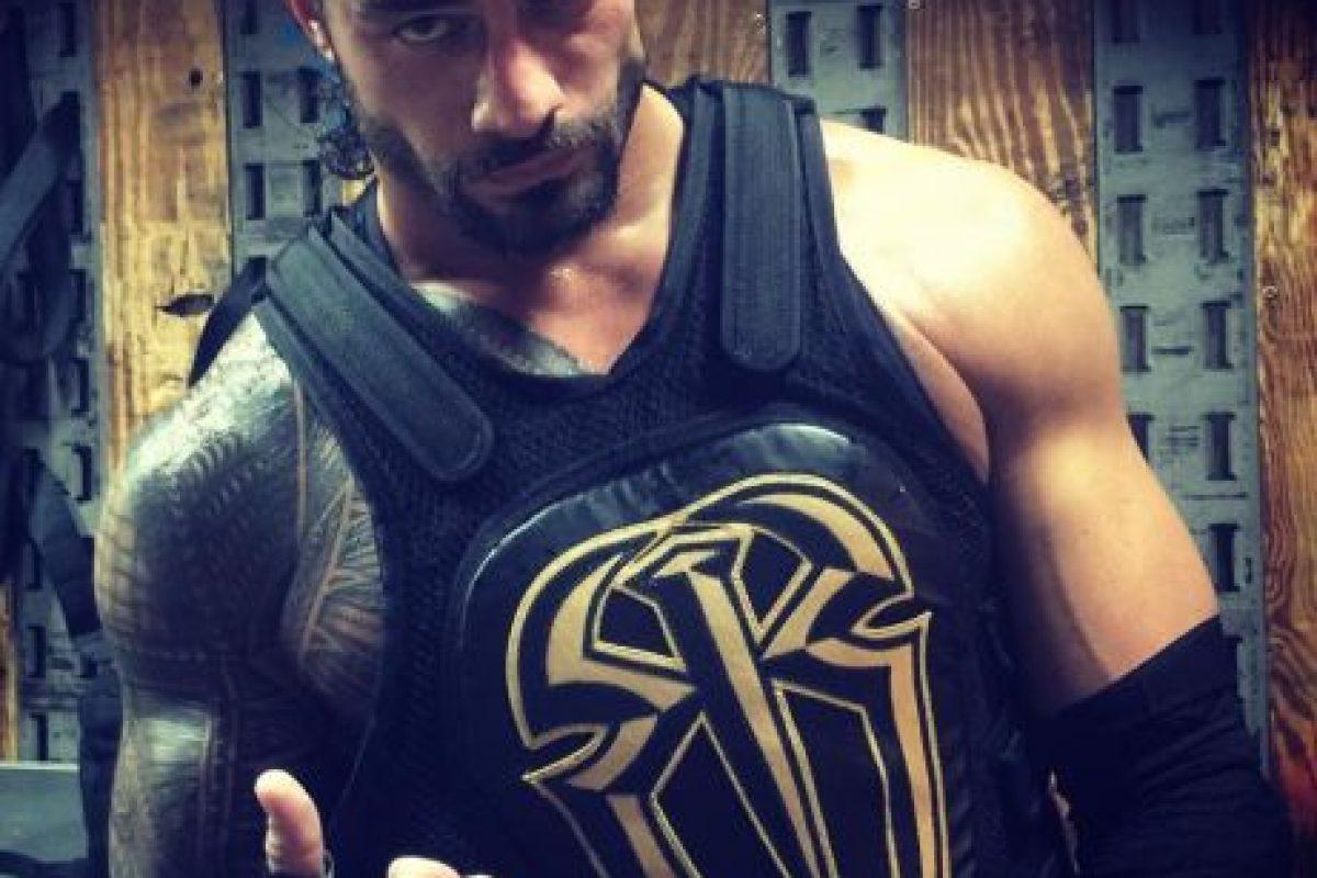 Roman Reigns buscará recuperar el Campeonato Mundial de Peso Pesado en Wrestlemania 32 Foto:Vía twitter.com/wwe. Imagen Por: