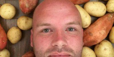 Australiano decide alimentarse sólo a base de papas