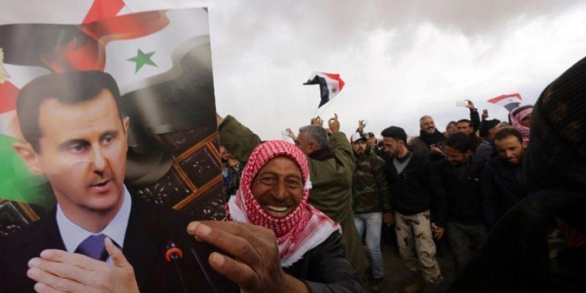 Gobierno sirio acepta alto el fuego en medio de escepticismo de rebeldes