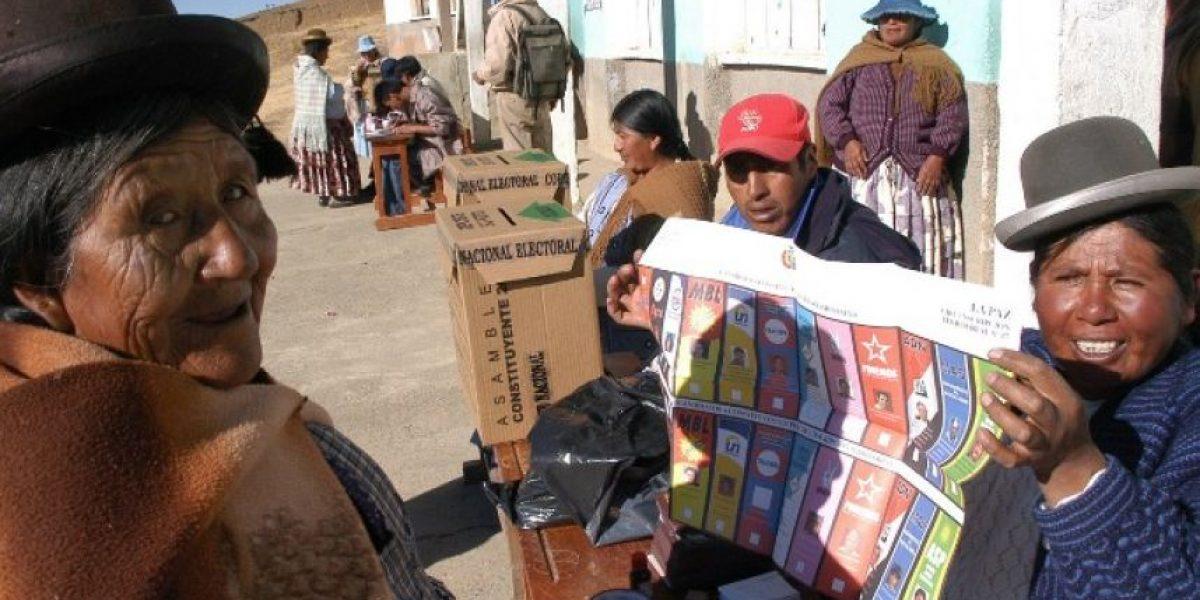 Referendo: EEUU felicitó a Bolivia por un proceso