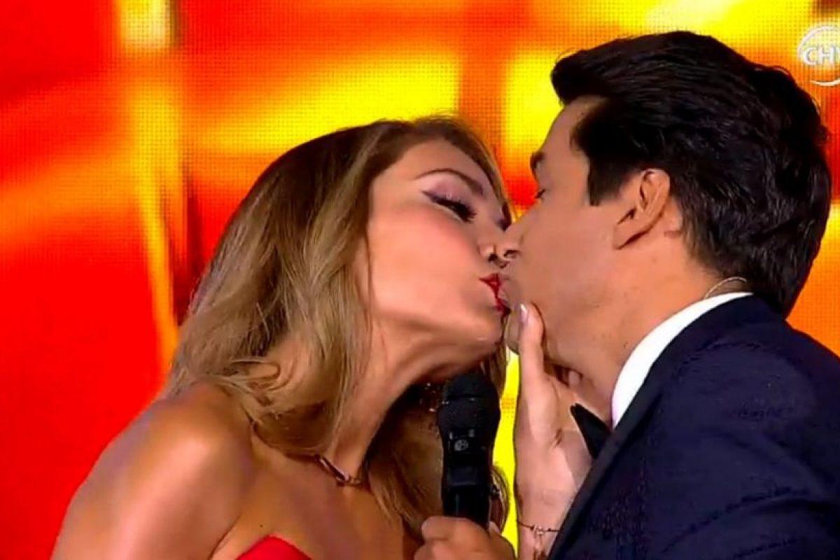 Foto:Reproducción / Chilevisión. Imagen Por: