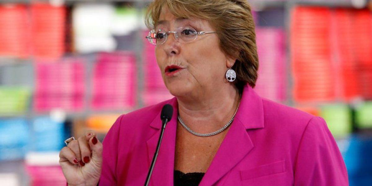 "Bachelet y cambios en Educación: ""Pronosticaron que no íbamos a poder hacerlos"""