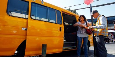 Autoridades entregaron recomendaciones para contratar transporte escolar