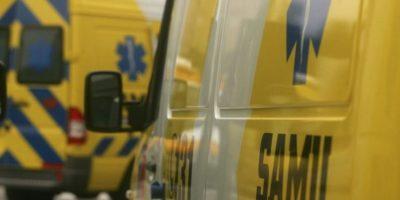 Dos heridos graves dejó accidente de bus en la Región del Biobío