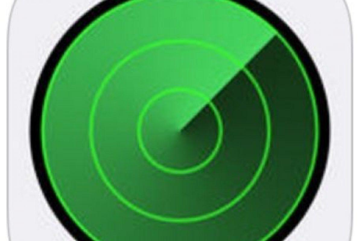 """Pueden descargar """"Find My iPhone"""" en la App Store. Foto:Apple. Imagen Por:"""