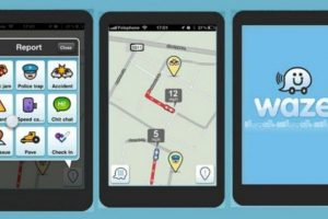 6) Conecten sus eventos de Facebook con Waze. Foto:Waze. Imagen Por: