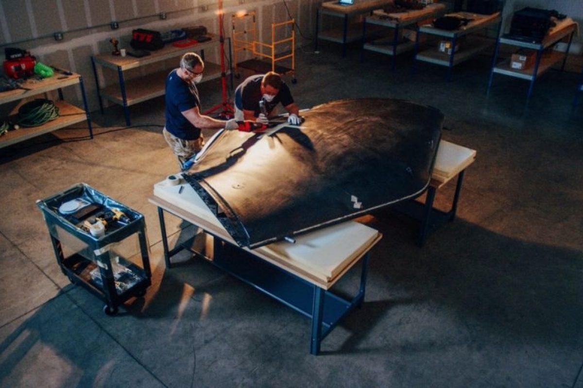 Mide 18 pies de ancho (unos 5.4 metros). Foto:Vía facebook.com/zuck. Imagen Por: