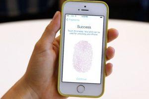 """Apple no quiere """"crear una puerta trasera"""" del iPhone. Un dispositivo modelo 5c está implicado en el atentado terrorista del pasado 2 de diciembre en California. Foto:Getty Images. Imagen Por:"""