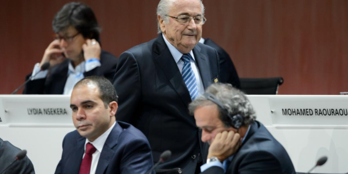 Candidato jordano solicita al TAS anular las elecciones en la FIFA