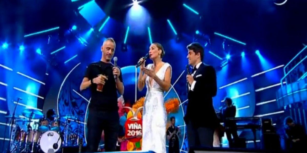 Eros Ramazzotti se lleva el máximo reconocimiento de Viña 2016
