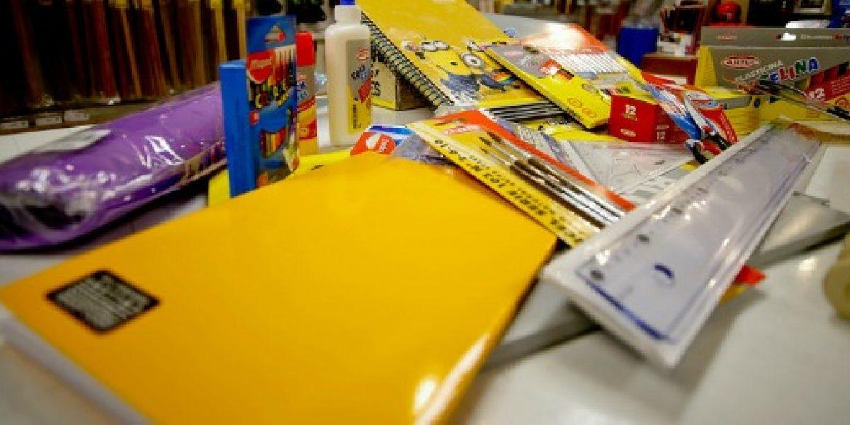 Hasta un 171% se eleva el hurto de útiles escolares en febrero y marzo