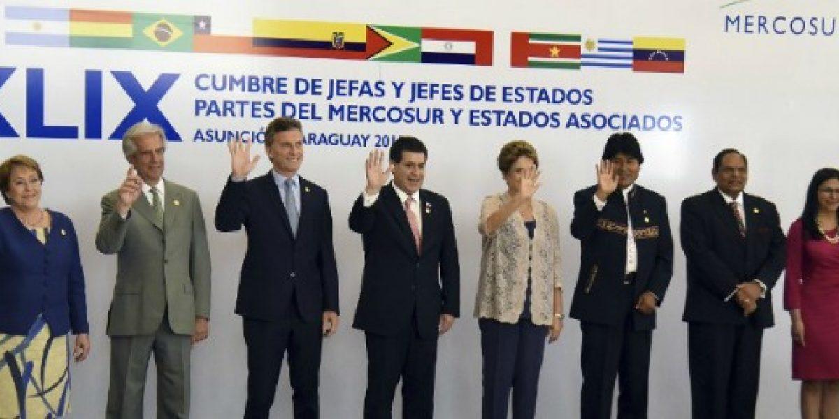 Mercosur aboga por avanzar en integración comercial con Alianza del Pacífico