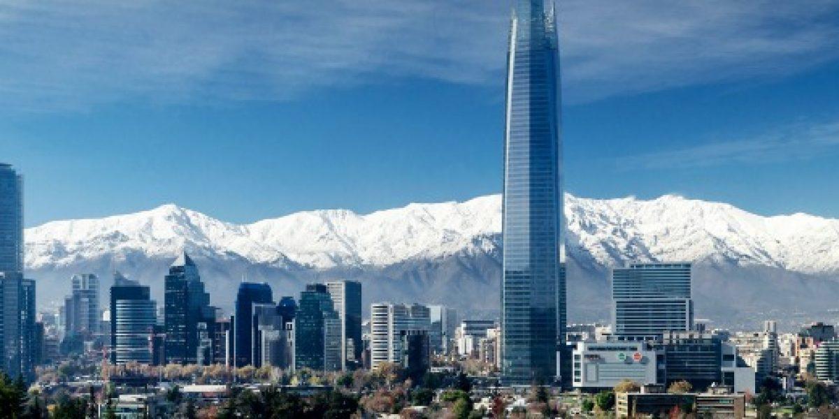 Santiago es la tercera ciudad con mejor calidad de vida en Latinoamérica