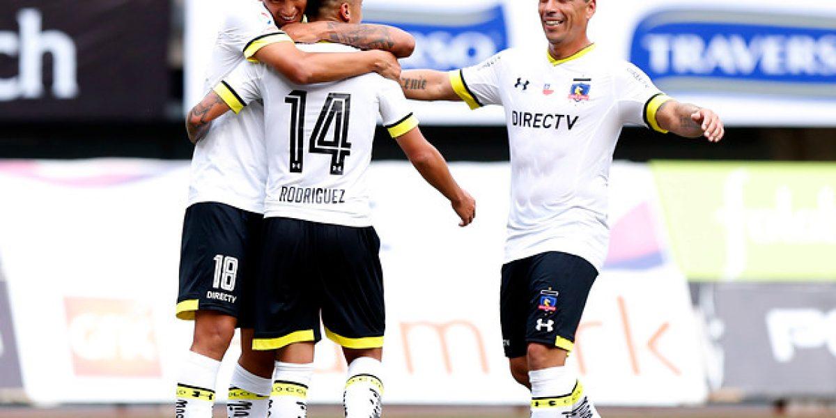 Uno menos: Colo Colo pierde a Andrés Vilches para duelo por la Libertadores