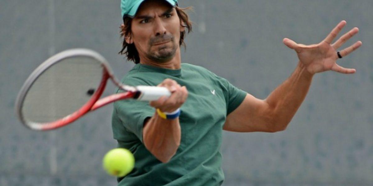 Julio Peralta avanza en el ATP de Sao Paulo y se ilusiona de cara a la Copa Davis