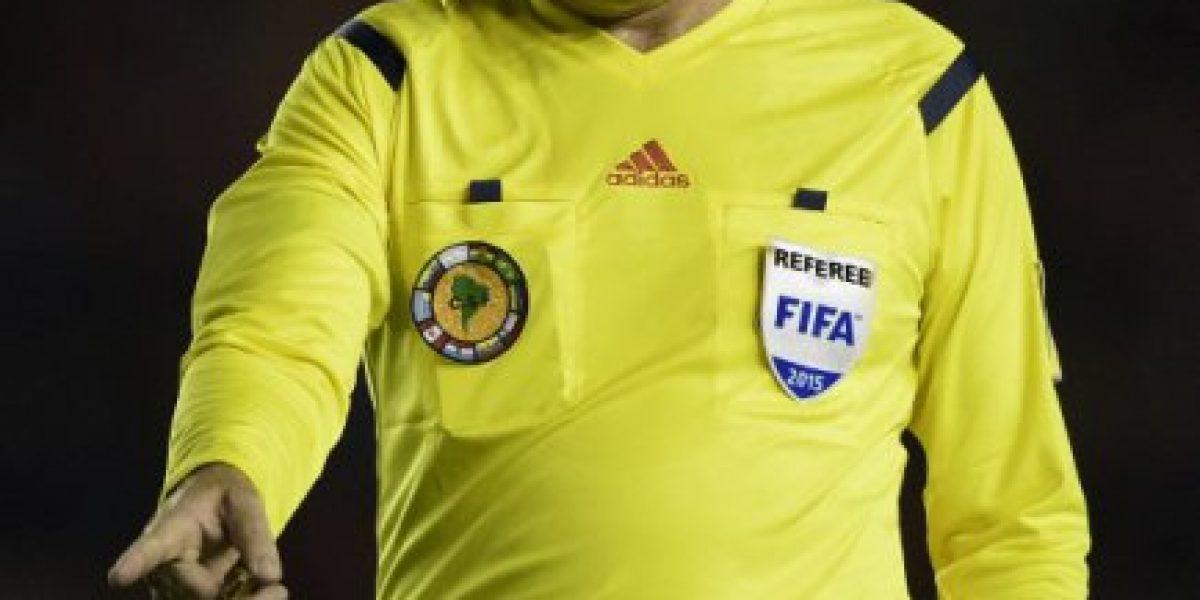 Árbitro brasileño fue designado para el Chile-Argentina por Clasificatorias