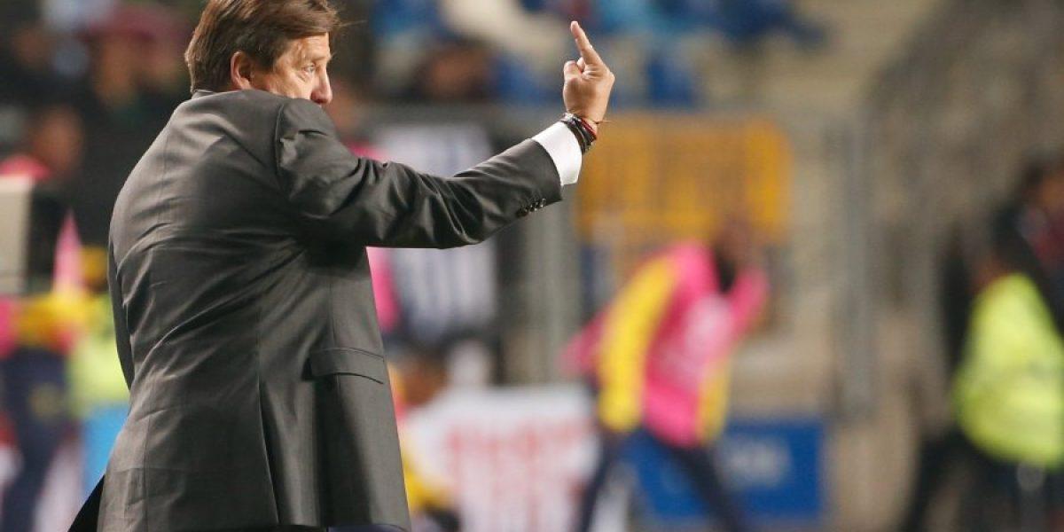 El Piojo Herrera confesó que no dirigió a la Roja sólo por una cláusula con su equipo
