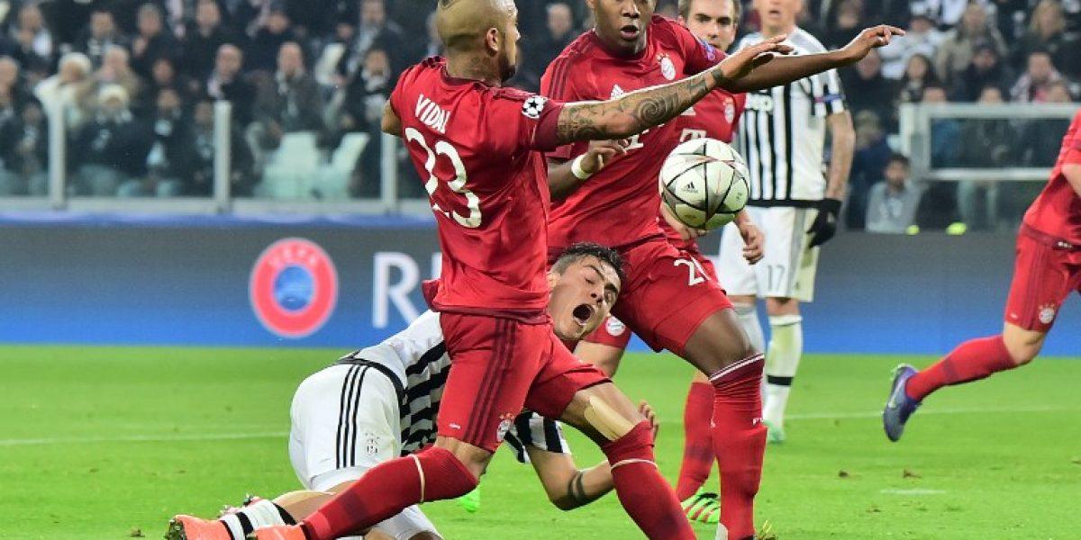 Las sensaciones con las que quedó Arturo Vidal tras jugar contra sus