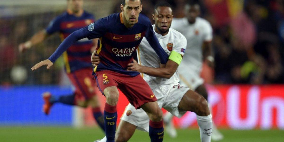 Con el tridente encendido: el once que presentaría Barcelona ante Arsenal