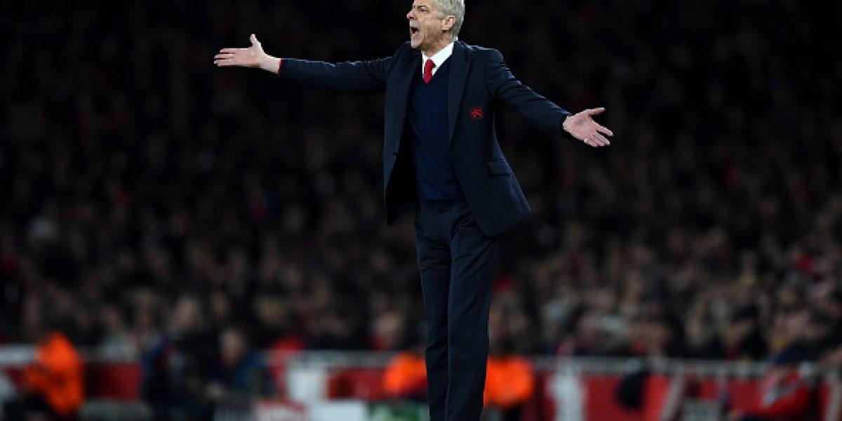 Galería: Las mejores imágenes del choque entre Arsenal y Barcelona