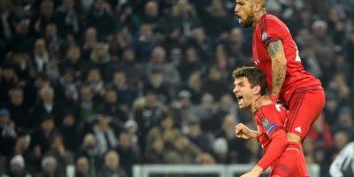 Así vivimos el empate entre el Bayern Munich de Arturo Vidal y la Juventus