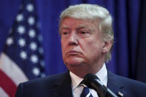 """Después del primer debate entre precandidatos republicanos, Trump se quejó de la conductora Megyn Kelly de Fox News. ¿La razón? El magnate sintió que la periodista """"lo atacó"""" con sus preguntas en tono """"agresivo"""". """"Podías ver sangre saliendo de sus ojos. Saliendo de todas partes"""", aseguró Trump. Foto:Getty Images. Imagen Por:"""