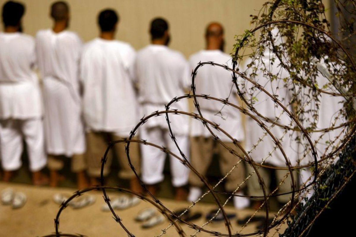 Sus detenidos son acusados de terrorismo Foto:Getty Images. Imagen Por: