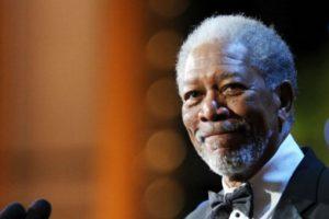Morgan Freeman en la nueva voz famosa en la app Waze. Foto:Getty Images. Imagen Por: